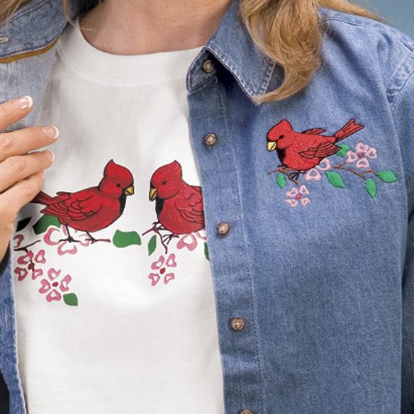 Cardinal T-Shirt - View 2