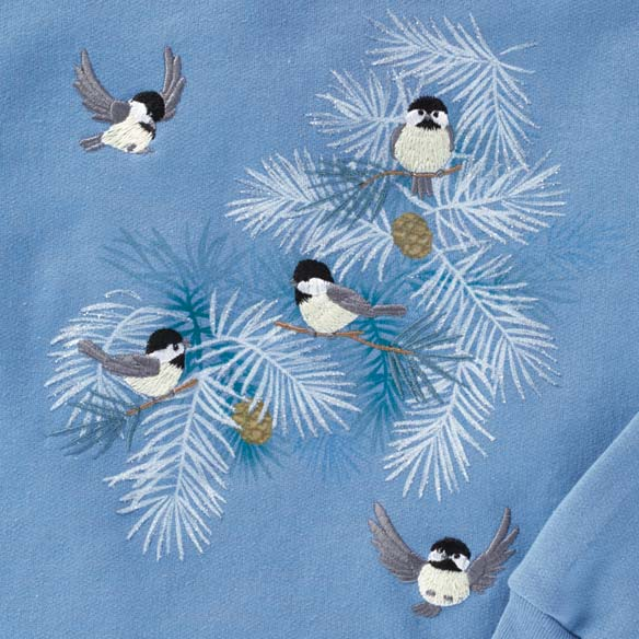 Chickadees Sweatshirt - View 2
