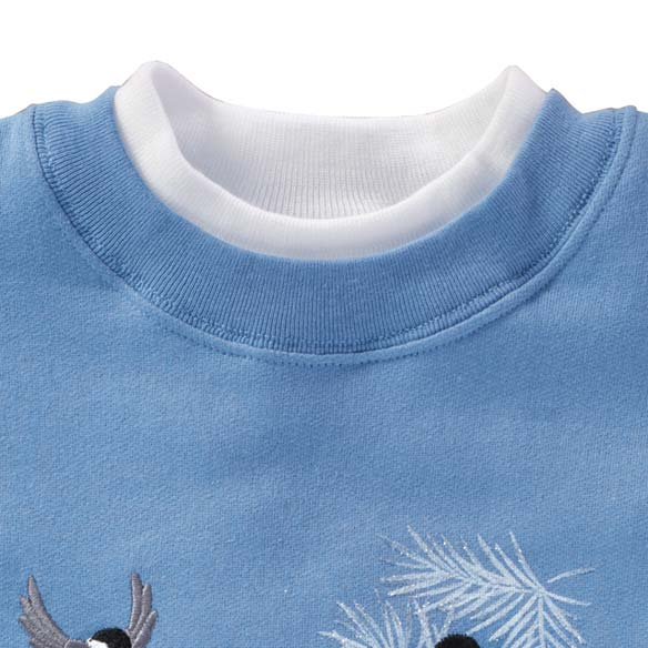 Chickadees Sweatshirt - View 3