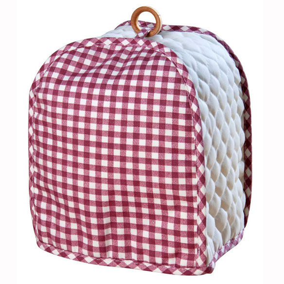 Gingham Appliance Cover Can Opener - View 3