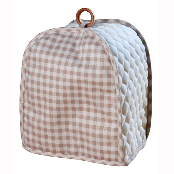 Gingham Appliance Cover Can Opener - View 4