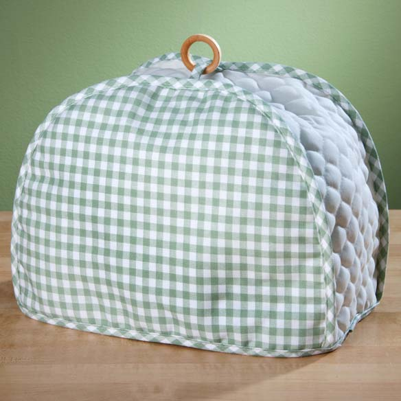 Gingham Appliance Cover 2 Slice Toaster