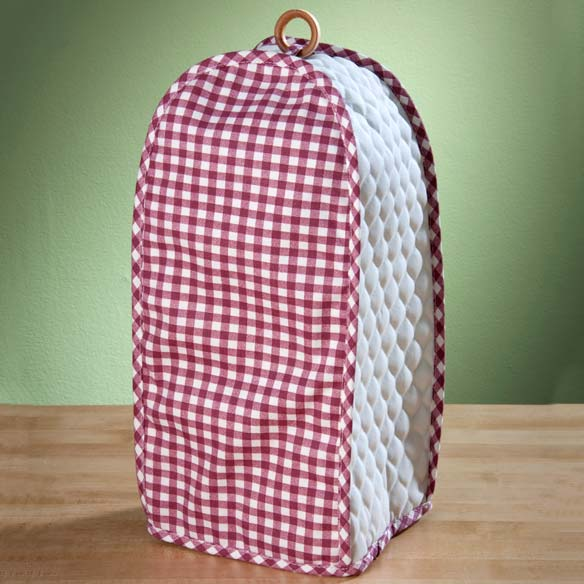 Gingham Appliance Cover Blender - View 3