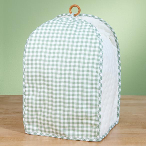 Gingham Appliance Cover Mixer/Coffee Maker - View 4