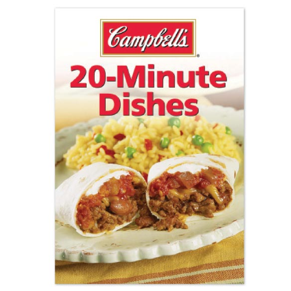 Campbell's Cookbooks