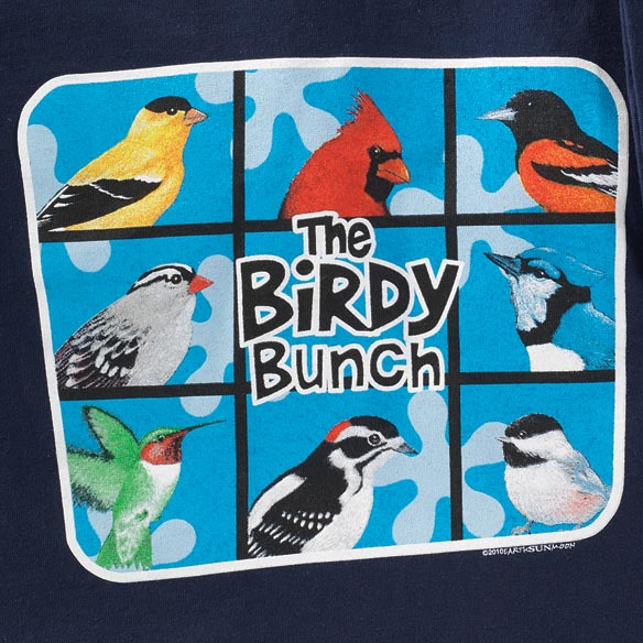 Birdy Bunch T-Shirt
