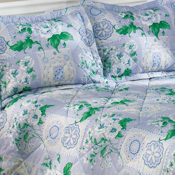 Belle Fleur Bedspread Bedding - View 2