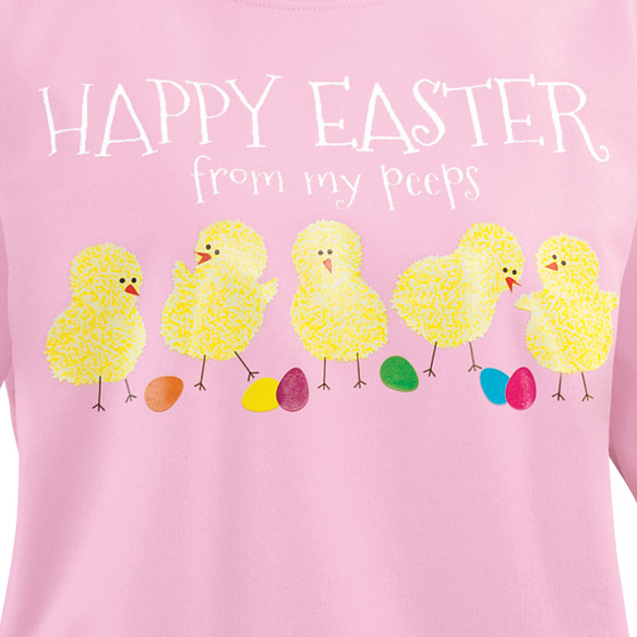 My Peeps Chicks Sweatshirt - View 2