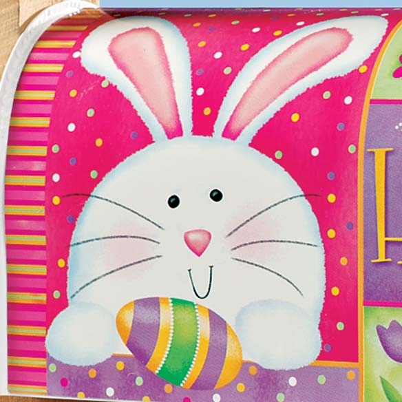 Hippity Hop Mailbox Cover - View 3