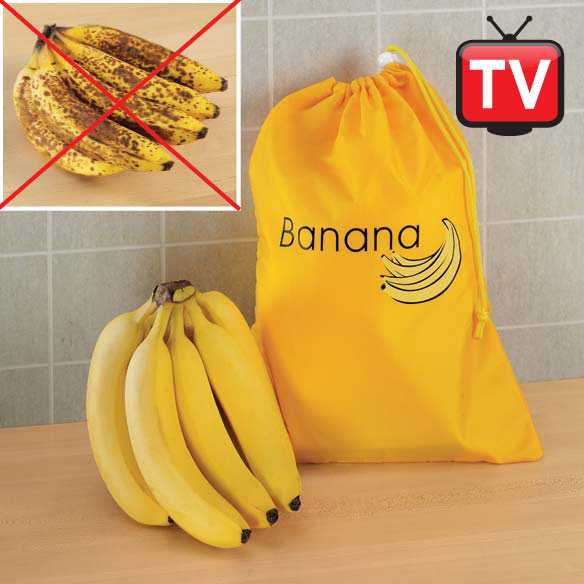 Banana Storage Bag - View 2