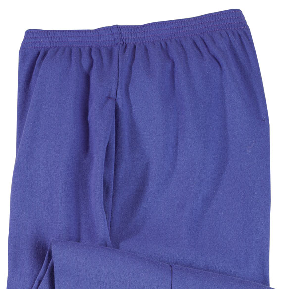 Purple Capris - View 2