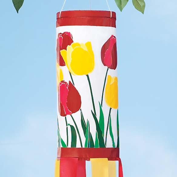 Tulip Windsock - View 2