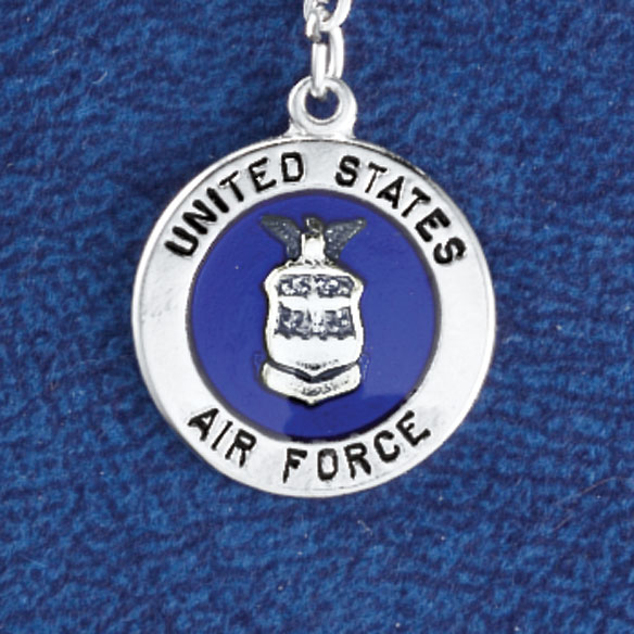 Military Service Necklace - View 2