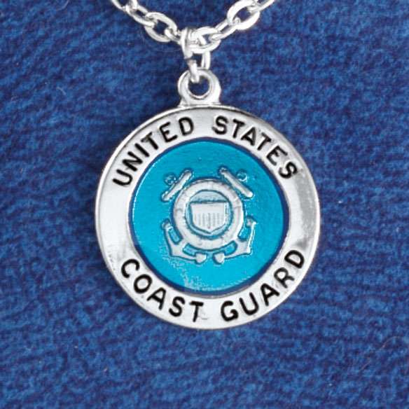 Military Service Necklace - View 4
