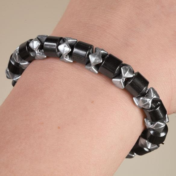 Fashion Hematite Bracelets - View 2