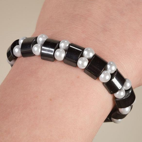 Fashion Hematite Bracelets - View 3