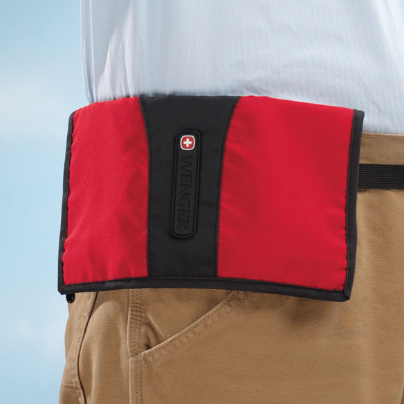 Red Waist Wallet - View 2