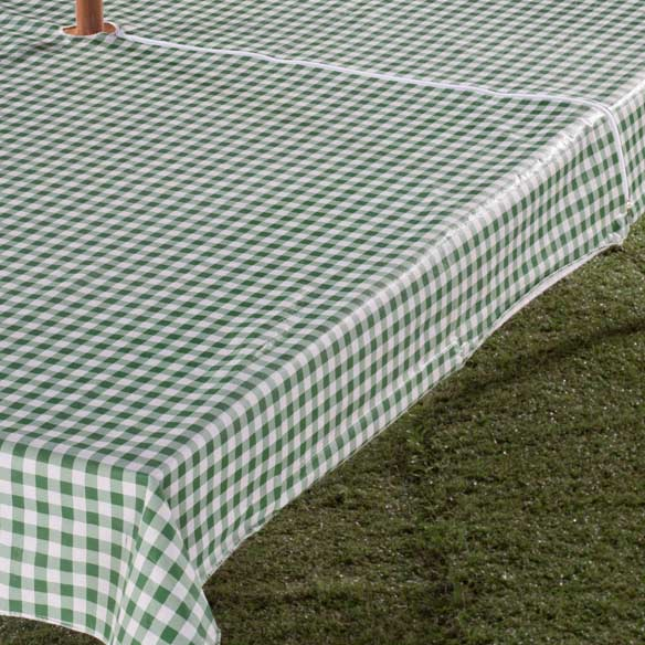 Zippered Table Cloth - View 5