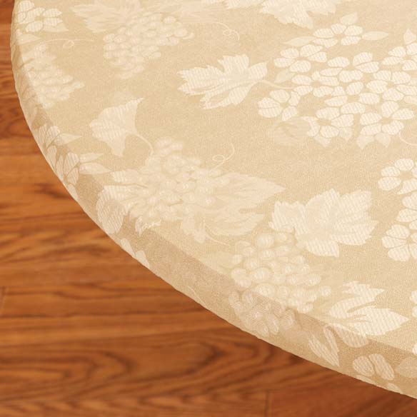 Grapes Elasticized Table Cover - View 5