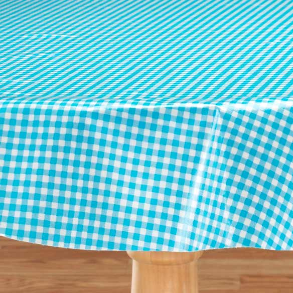 Gingham Oilcloth - View 3