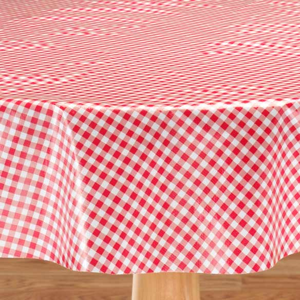 Gingham Oilcloth - View 5