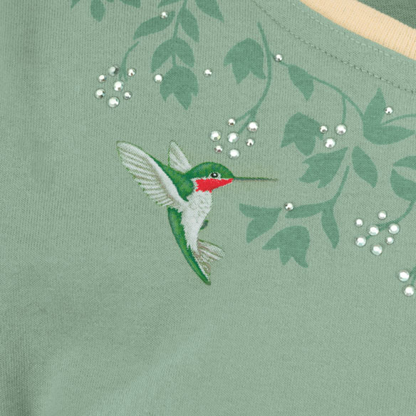 Hummingbird T-Shirt - View 2