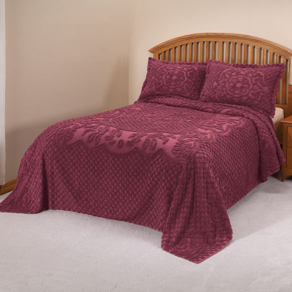 The Martha Chenille Bedding - View 3
