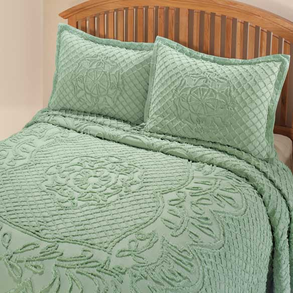 The Martha Chenille Bedding - View 5