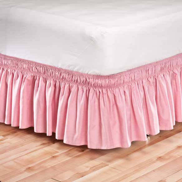 Wrap Around Bed Skirt - View 4