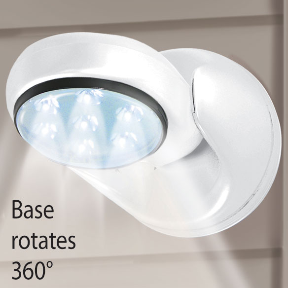 Deluxe Motion-Activated Wireless LED Light - View 2