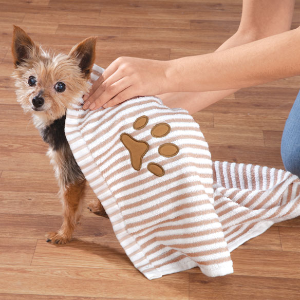 Microfiber Pet Towel - View 2