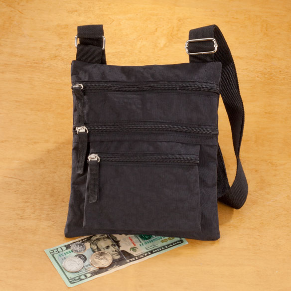 Nylon Crossbody Bag - View 2