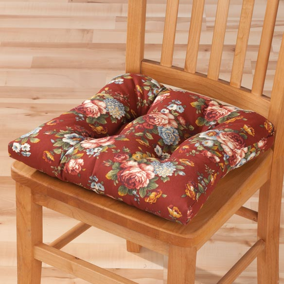 Bella Rose Chair Pads - View 4