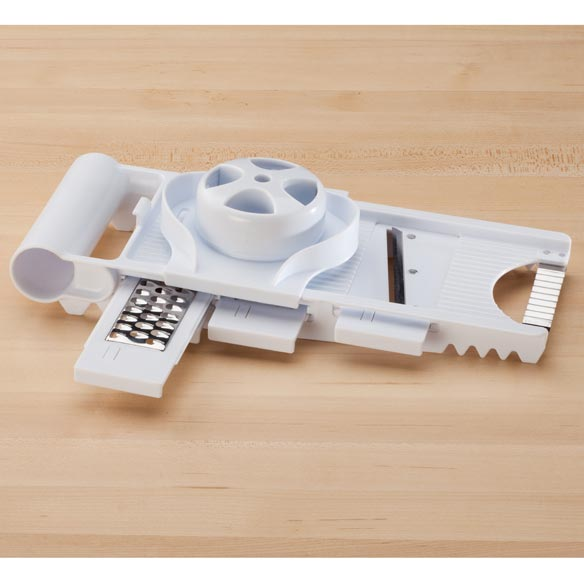 5-In-1 Mandolin Slicer & Grater - View 2