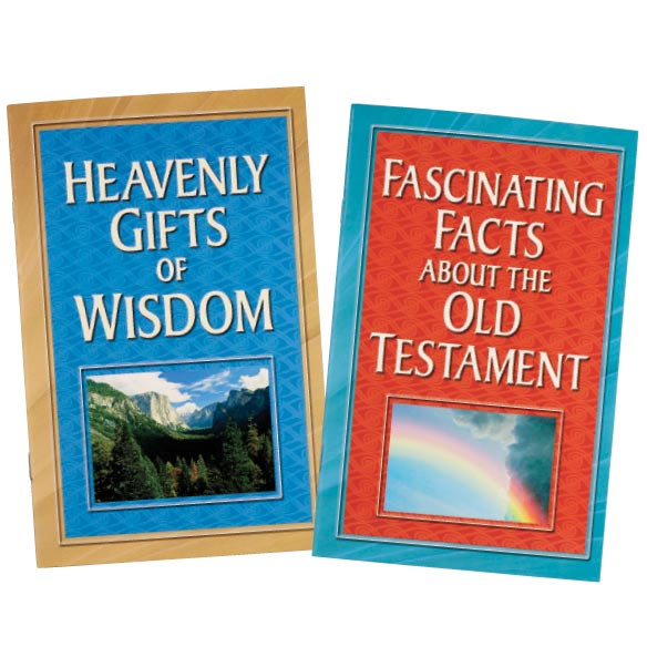 Bible Books, Set of 8 - View 4