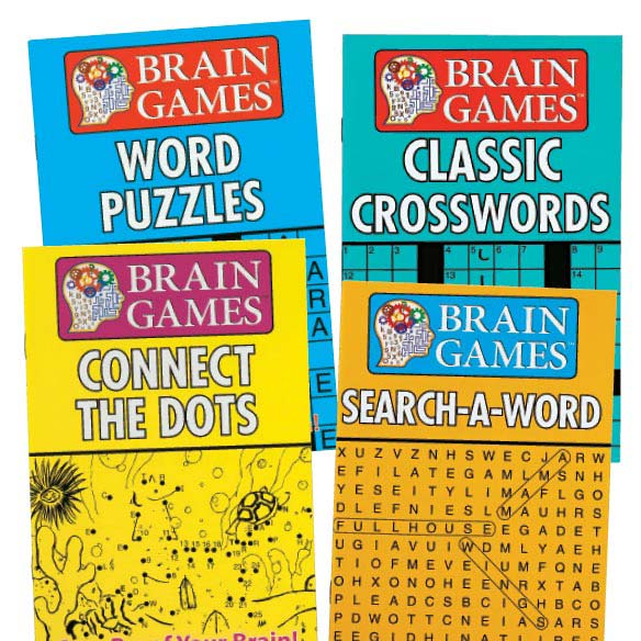 Brain Games, Set of 10 - View 2