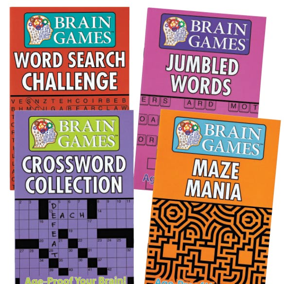 Brain Games, Set of 10 - View 3