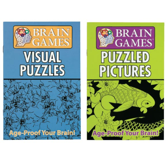 Brain Games, Set of 10 - View 4