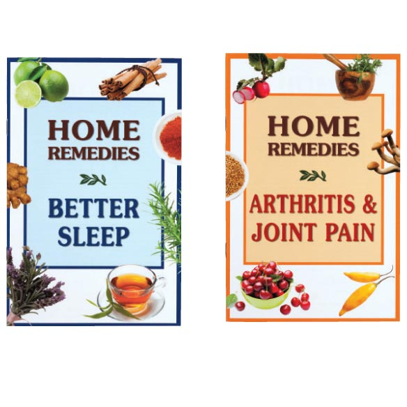 Home Remedy Books, Set of 8 - View 2