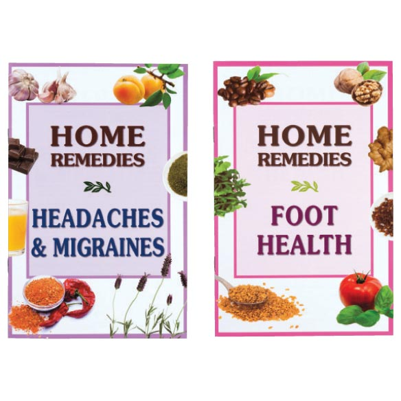 Home Remedy Books, Set of 8 - View 3
