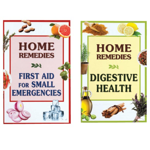 Home Remedy Books, Set of 8 - View 5