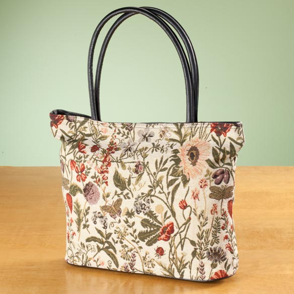 Tapestry Tote and Wallet - View 3