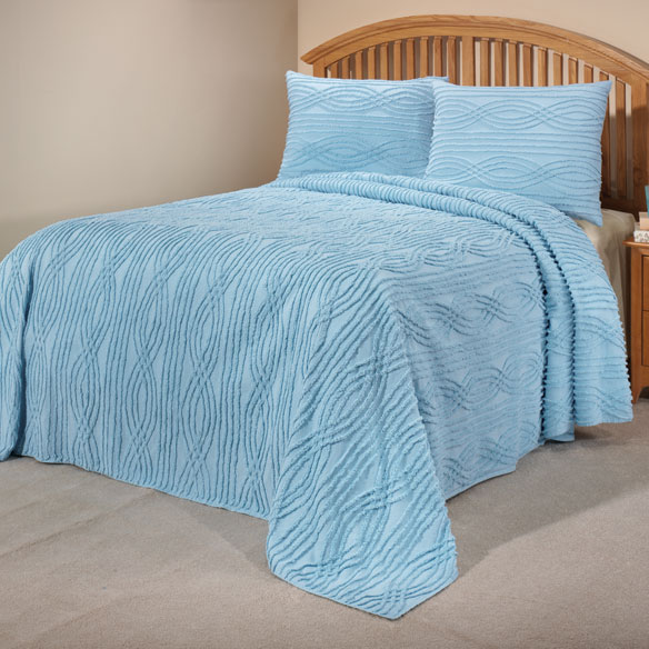 The Hannah Chenille Bedding - View 5