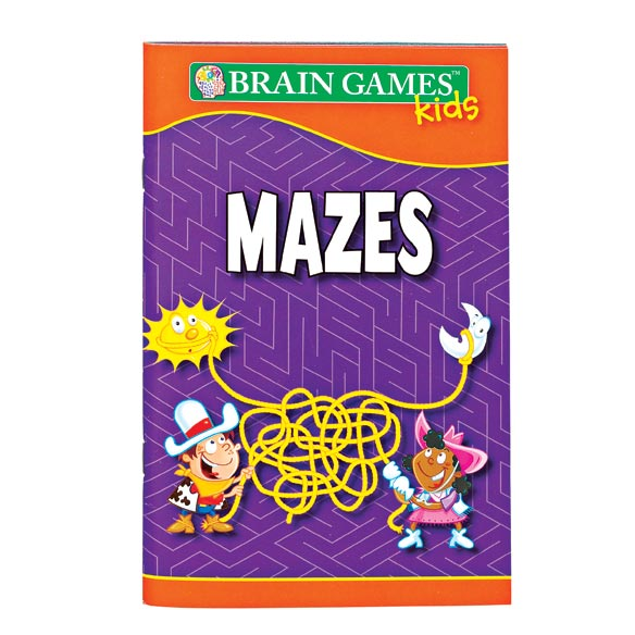 Brain Games™ For Kids-Set of 5 - View 2