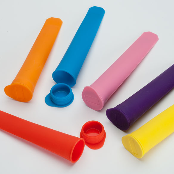 Color Blast Ice Pop Makers - View 2