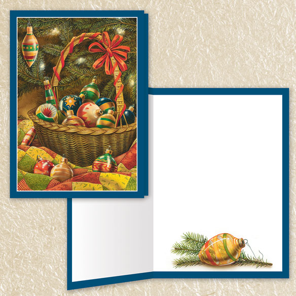 Doug Knudson Christmas Cards Collection Set of 60 - View 3