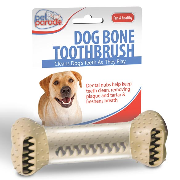 Dog Bone Toothbrush - View 3