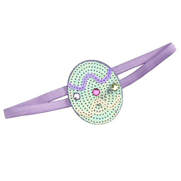 Easter Elastic Headband - View 3