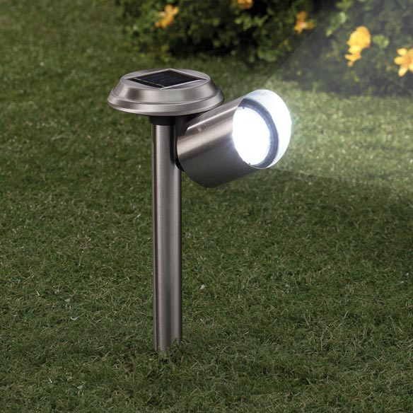 LED Solar Path Light - View 2