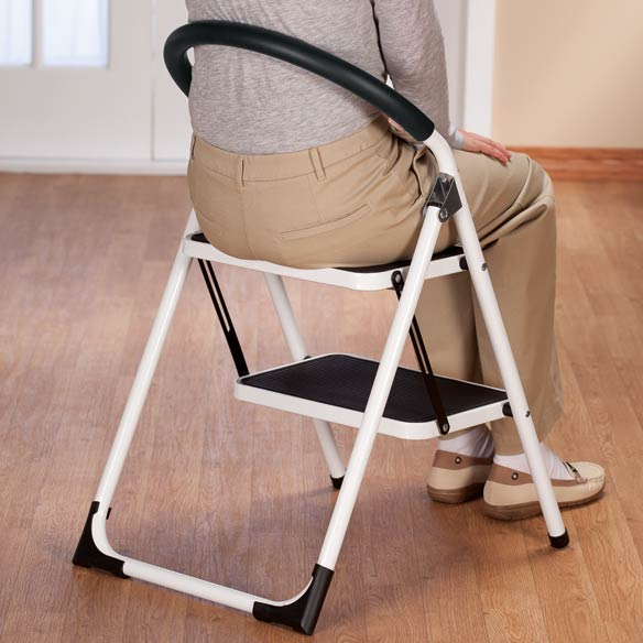 Step Ladder Stool Combo - View 4